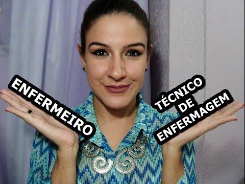 DIFERENÇAS ENTRE TÉCNICO E ENFERMEIRO