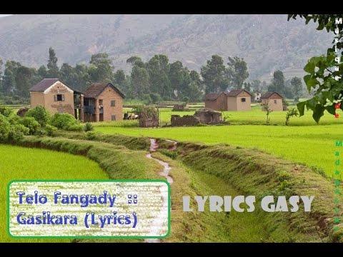 Telo Fangady :: Gasikara (Lyrics)