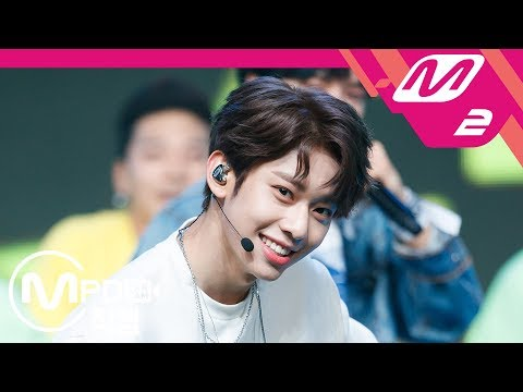 [MPD직캠] MXM 김동현 직캠 'YA YA YA' (MXM Kim Dong Hyun FanCam) | @MCOUNTDOWN_2018.8.30