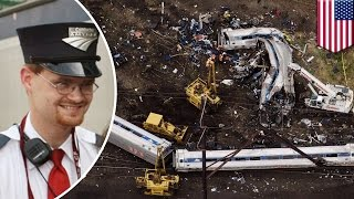 Video Amtrak train derailment: engineer was not on his phone before deadly crash, NTSB reveals - TomoNews download MP3, 3GP, MP4, WEBM, AVI, FLV Juni 2018