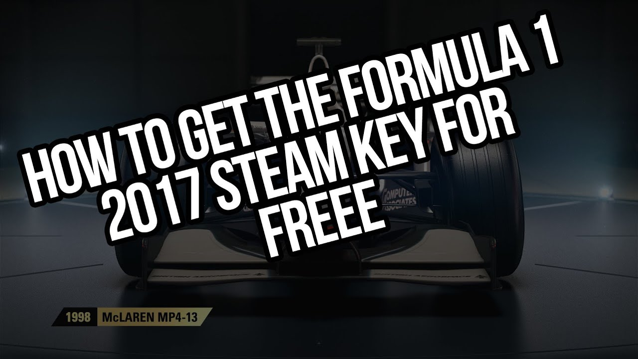 f1 2017 download key