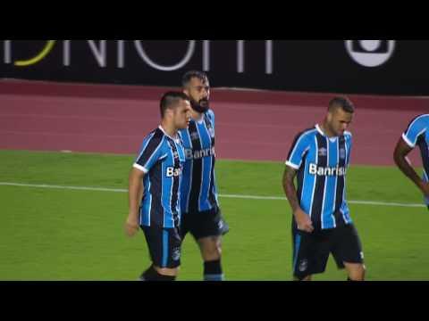 Melhores momentos São Paulo 1 x 1 Grêmio pela 35ª rodada do Brasileirão