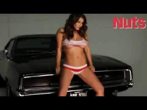Lucy Pinder - Nuts Magazine - Part 2 - Aug. 8, 2010