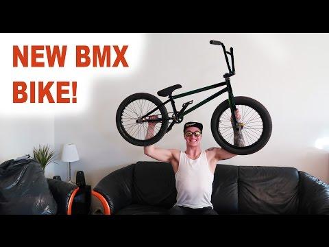 MY NEW BMX SPONSOR!!
