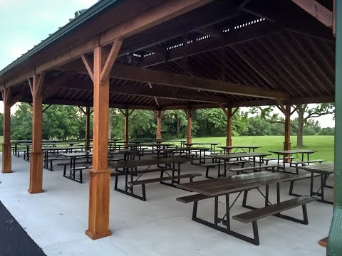 Smith Steelworks Picnic Tables