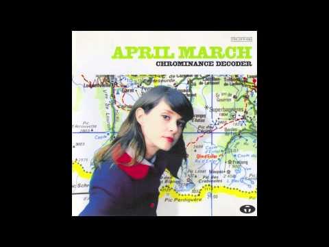 April March Garçon Glaçon