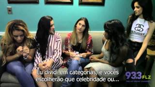 Fifth Harmony's Interview with Rose on 93 (legendado PT-BR)