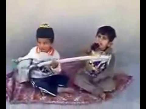 Дети таланты  Курдские дети исполняют песни,поют на улице
