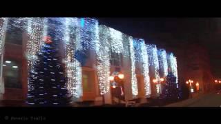 Lumini de Craciun Drobeta Turnu Severin 2015