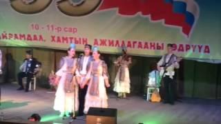Свадебная песня крымских татар