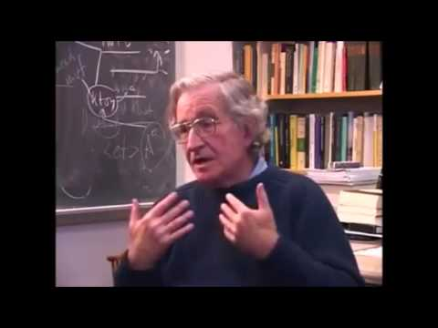 Noam Chomsky on Terrorism