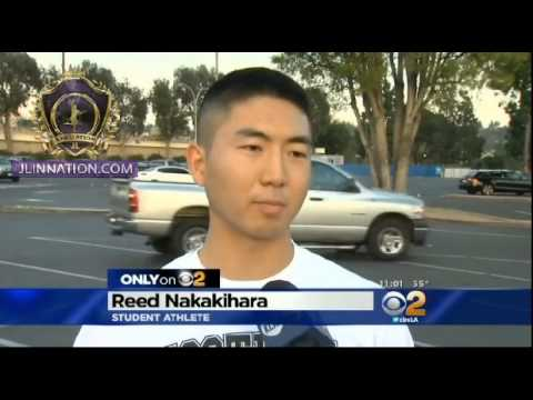 White High School Students hurling racial slurs at Asian American basketball player