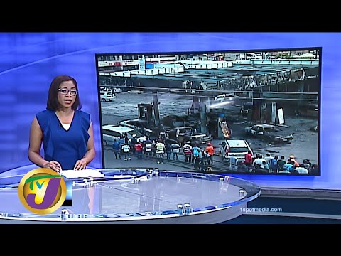 TVJ News: Victims Of Mandeville Gas Station Fire Worried - February 26 2020