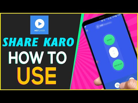 MADE IN INDIA 🇮🇳FILE SHARE APP | MXSHARE KARO HOW TO USE from YouTube · Duration:  3 minutes 29 seconds