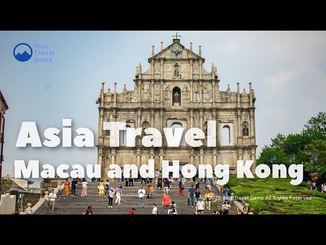 Asia Travel Macau and Hong Kong