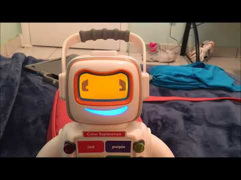 shutdowns on Alphie the robot