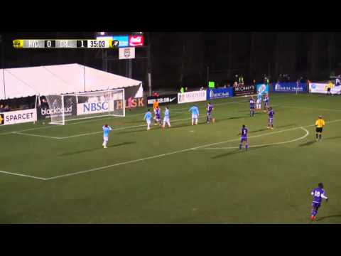 2015 Carolina Challenge Cup - Orlando City SC vs. New York City FC
