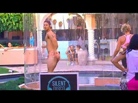 Dion Dancing Big Brother Australia 2014