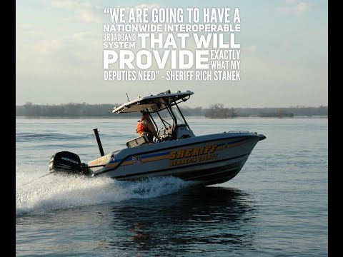 Sheriff Stanek on FirstNet's Outreach to the Law Enforcement Community