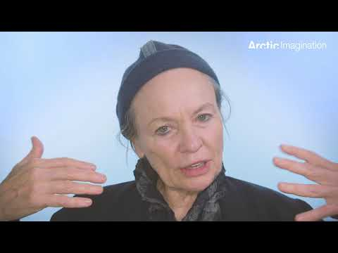 Laurie Anderson: Libraries are Crucial in a in a Culture where Information is Challenged