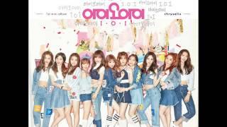 I.O.I (아아오아이) - Pick Me [MP3 Audio] mp3