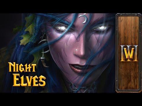 Warcraft III - Music & Ambience - Night Elves