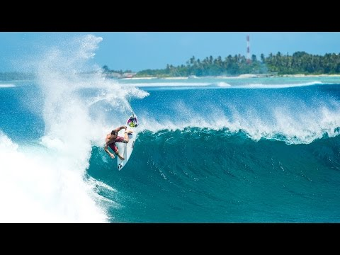 Maldives Welcome To Water Volcom Surf Videos