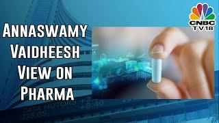 GSK Pharma VP Annaswamy Vaidheesh: Expect Simlilar Kind Of Growth As Last Year