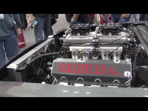 Nyce1s – Street Outlaws – Big Chief's Crowmod & Daddy Dave's Goliath 2.0 @ PRI Show INDY…