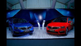 2017 Skoda Octavia vRS launched in India; Priced at INR 24.62 Lakhs
