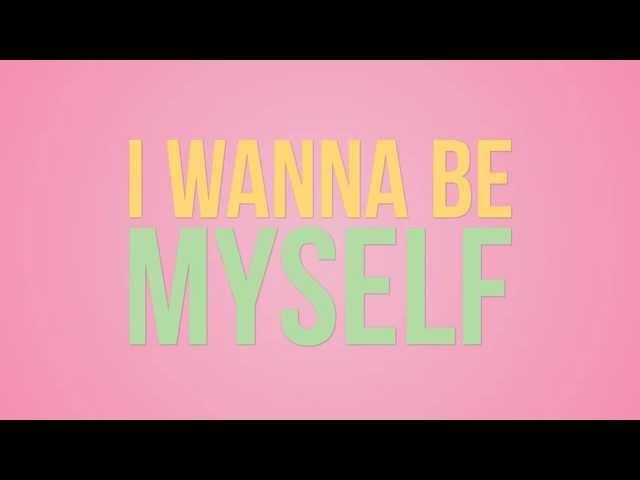 CRAYMO - BE MYSELF (Lyric Video) Anti-bullying song