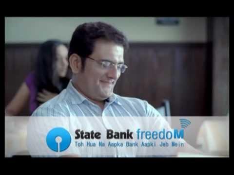 State Bank Freedom- Banking ki Suvidha Kahin Bhi Kabhi Bhi