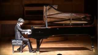 Sonosuke Takao played Chopin Valse brillante No.2 As dur op.34-1