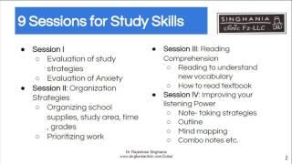 Child Development Programs | Overcome Disabilities To Develop Your Child's Study Skills