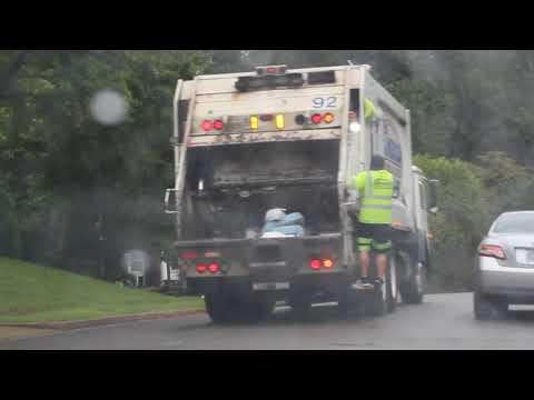 American Disposal Truck 92