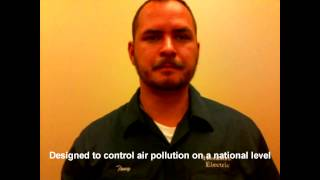EPA Section 608 The Clean Air Act