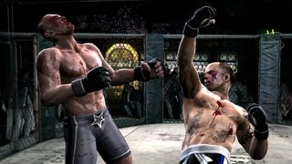 First 30 Minutes: Supremacy MMA [XBOX360/PS3] Part 1/2