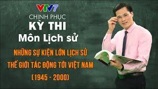 2000) | CPKT THPTQG môn Lịch sử