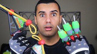 EXPERIMENT!! EXTREME MODDED NERF / ZING BOW!! *3XS STRONGER* (MOST DANGEROUS TOYS!!)