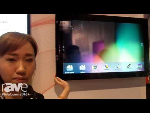 InfoComm 2016: Prima Technology Inc. Introduces Commercial Displays