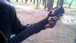 �������� ���� Guitar improvisation Гитарная импровизация ������