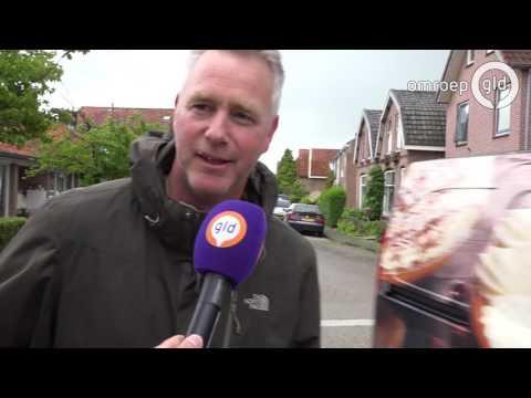 Ruim 35 auto's vernield in Culemborg