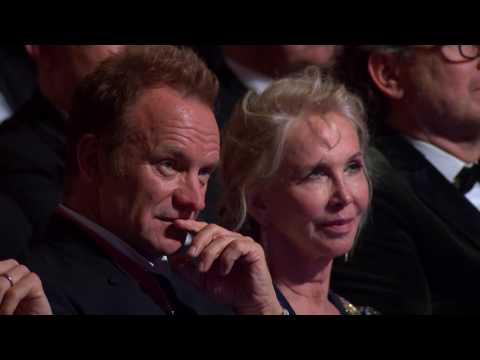 José Feliciano performs Every Breath You Take at the Polar Music Prize ceremony 2017