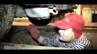 Honda CR-V - меняем масло в