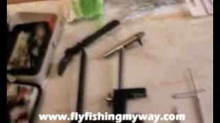 Basic Fly Tying Equipment