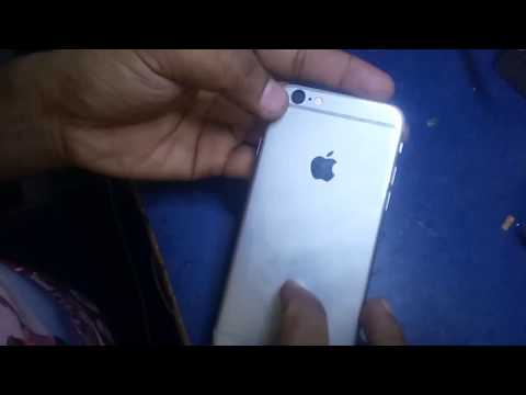 How to iPhone 6.a1586 Reset factory 100%working.