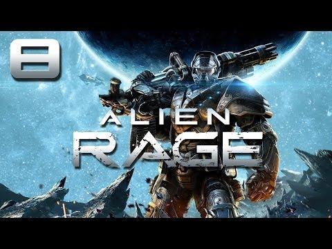 Alien Rage - Unlimited - Lets Play #8 /w Zabermoul  