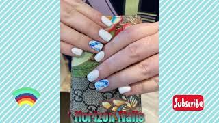 Marble Nail Art/ 마블네일아트/daily …