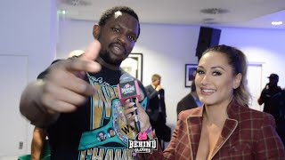 """S*CK THESE NUT$!"" DILLIAN WHYTE FIRES OFF MESSAGE TO DEONTAY WILDER AFTER DEFEATING OSCAR RIVAS!"
