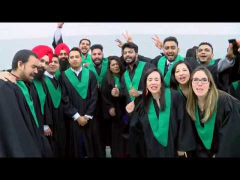 Lambton College In Toronto 2017 Convocation